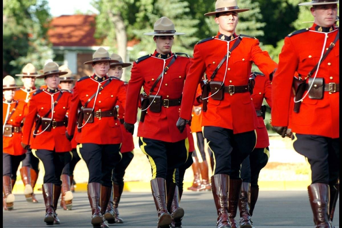RCMP have won the right to unionize and that could bring a more equitable wage for officers. (file photo)